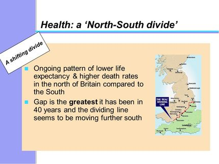 North South divide